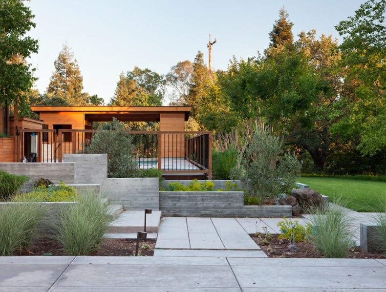 Los Gatos – Modern Garden for Family and Friends