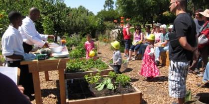Junior Chef Society Lake Merritt Gardens